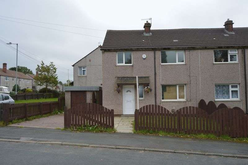 3 Bedrooms Semi Detached House for sale in Sandfield Road, Bacup