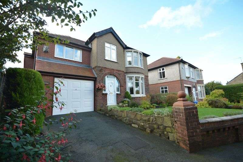 4 Bedrooms Detached House for sale in Hollins Lane, Accrington