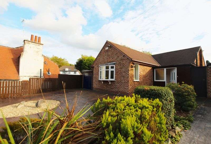 3 Bedrooms Detached Bungalow for sale in Thingwall Road East, Thingwall