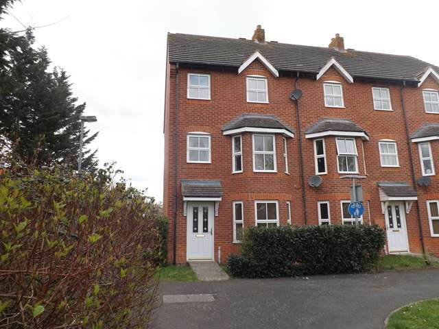 3 Bedrooms End Of Terrace House for sale in Wood End, Evesham