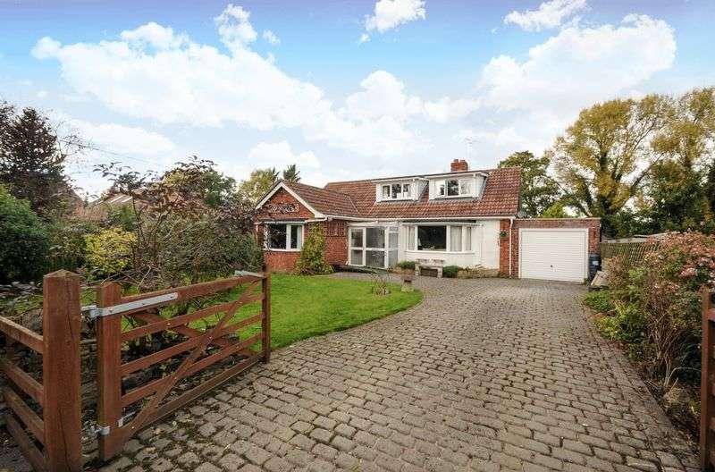 4 Bedrooms Detached House for sale in Pugsden Lane, Steventon