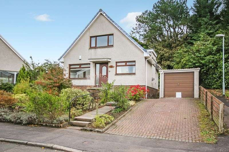 3 Bedrooms Detached House for sale in 16 Priory Road, Linlithgow