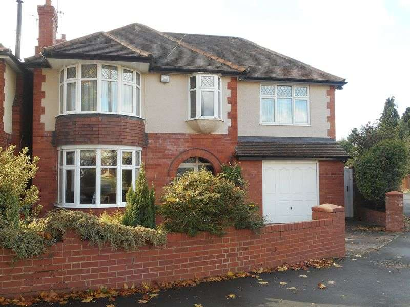 5 Bedrooms Detached House for sale in Kingsbridge Road, Nuneaton