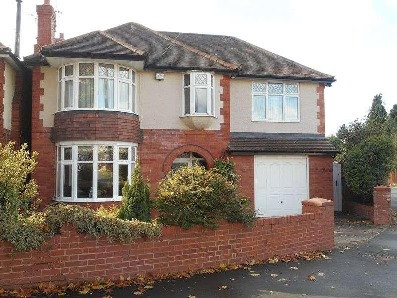 5 Bedrooms Detached House for sale in Kingsbridge Road, Nuneaton