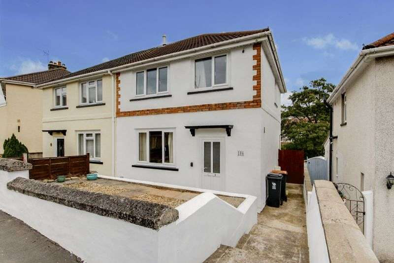 3 Bedrooms Semi Detached House for sale in Graig Park Circle, Newport