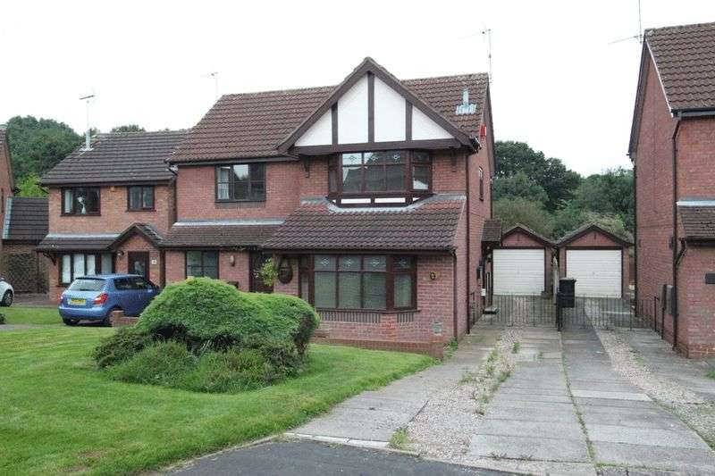 2 Bedrooms Semi Detached House for sale in Bircham Walk, Westbury Park
