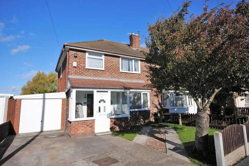 3 Bedrooms Semi Detached House for sale in Berrylands Road, Moreton