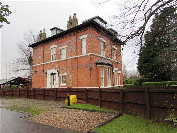 2 Bedrooms Apartment Flat for sale in Flat 4, North Park Road, Kirkby