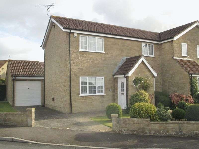 3 Bedrooms Semi Detached House for sale in The Toose, Yeovil