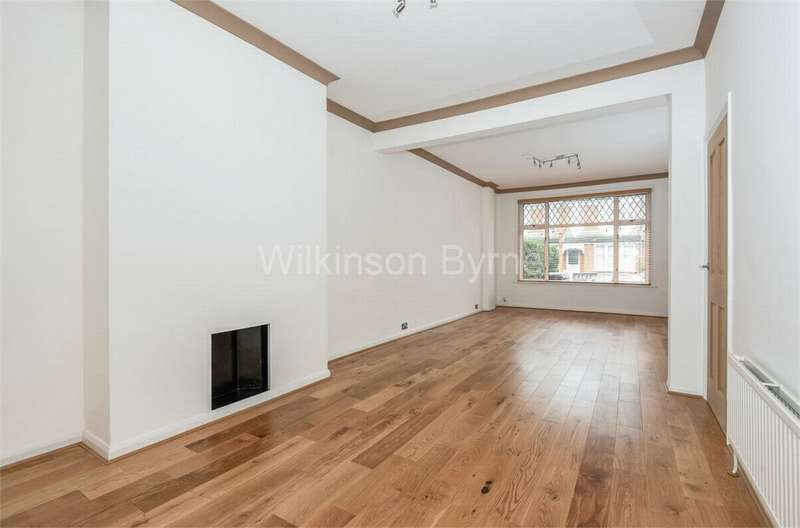 3 Bedrooms Terraced House for sale in Ollerton Road, Bounds Green