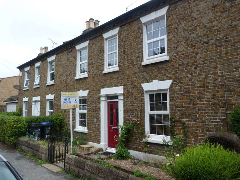 3 Bedrooms Cottage House for sale in Albion Road, Broadstairs