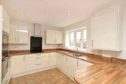 4 Bedrooms Mews House for sale in Chiverton Mews, Chesterfield Road, Dronfield