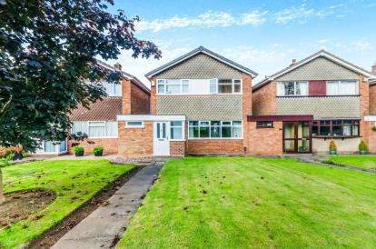 3 Bedrooms Link Detached House for sale in Wood End Way, Walsall, West Midlands