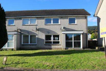 3 Bedrooms Semi Detached House for sale in Gare Road, Rosneath