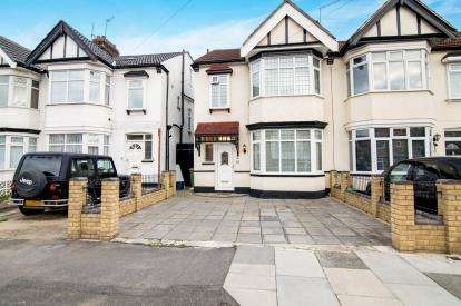 3 Bedrooms Semi Detached House for sale in Ilford, London