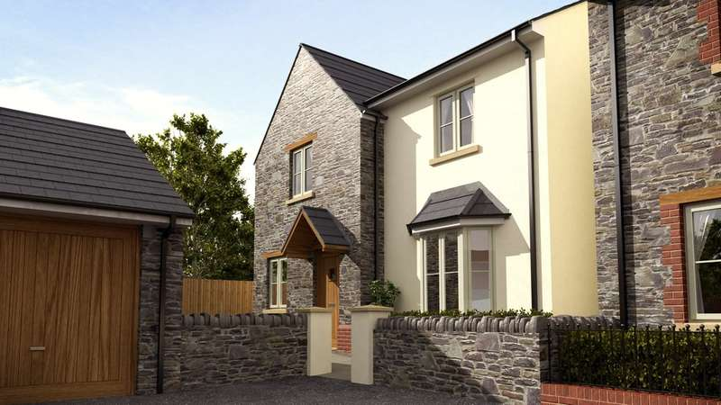 4 Bedrooms Detached House for sale in Augusta Court, North Road, Cowbridge, Vale of Glamorgan, CF71 7DF
