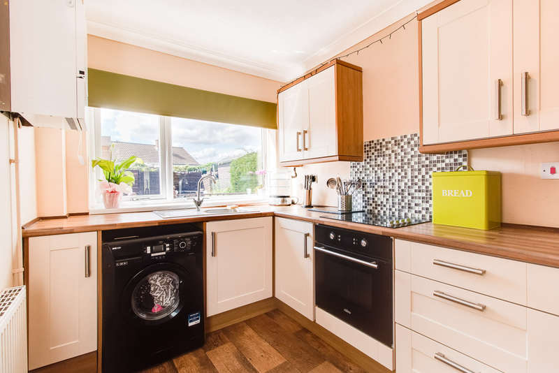 3 Bedrooms Semi Detached House for sale in Avondale Road, Inkersall, Chesterfield