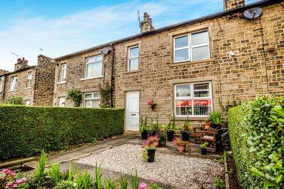 3 Bedrooms Terraced House for sale in Long Lane, Huddersfield, West Yorkshire, Yorkshire
