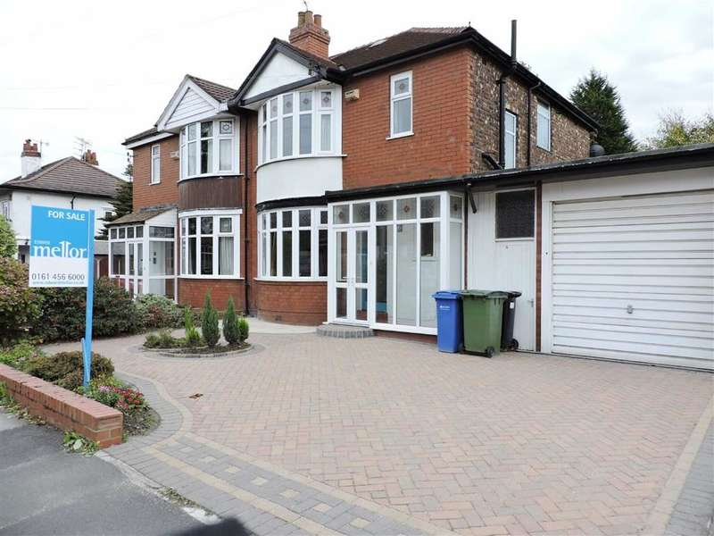 3 Bedrooms Property for sale in Oakland Avenue, Offerton, Stockport