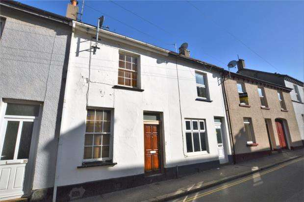 2 Bedrooms Terraced House for sale in North Street, Okehampton