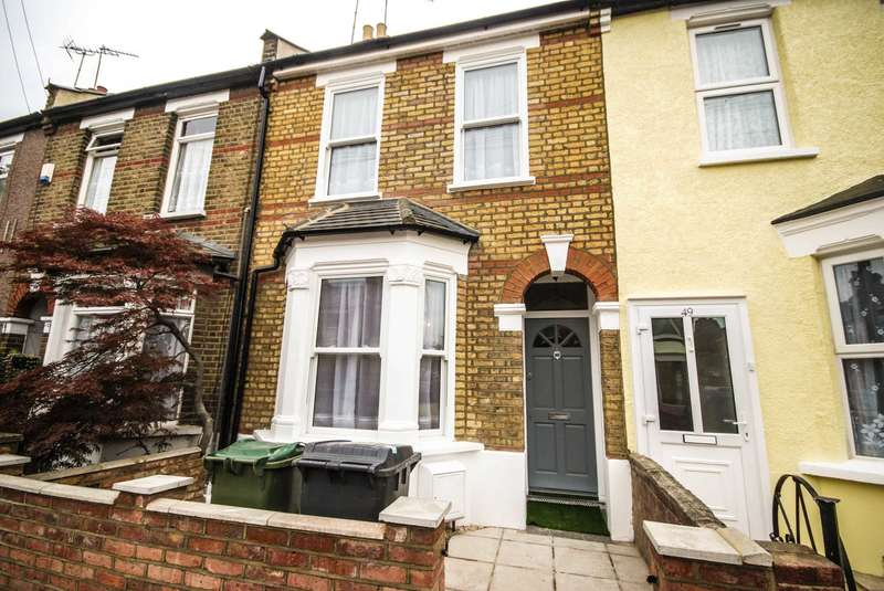 4 Bedrooms House for sale in Salop Road, Walthamstow