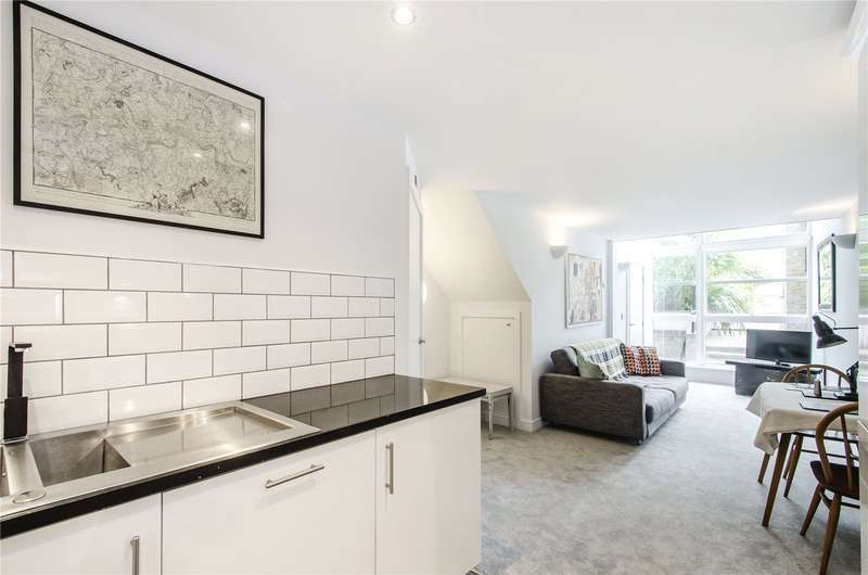 1 Bedroom Flat for sale in Isaac Way, London, SE1