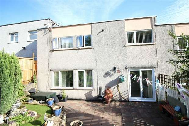 3 Bedrooms Terraced House for sale in Marloes Path, Greenmeadow, Cwmbran
