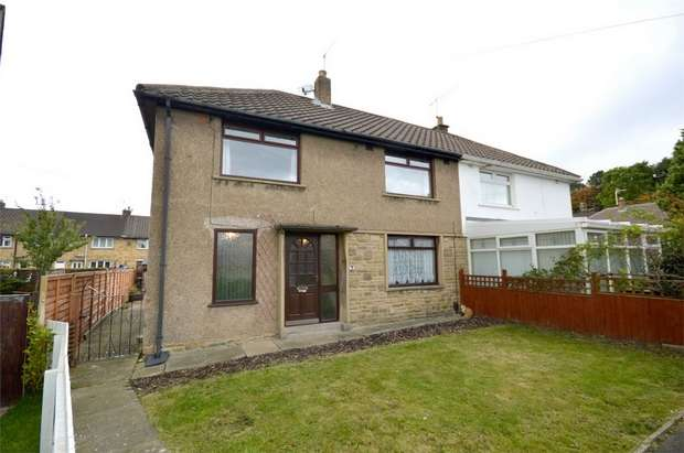 3 Bedrooms Semi Detached House for sale in Derwent Avenue, Baildon, Shipley, West Yorkshire