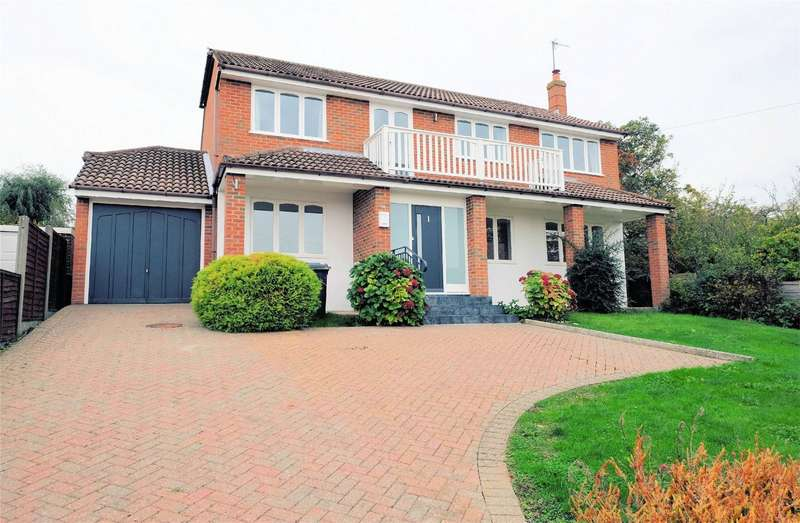 6 Bedrooms Detached House for sale in Grimthorpe Avenue, WHITSTABLE, Kent