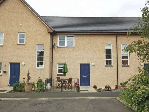 2 Bedrooms Terraced House for sale in Deanfield, Sprouston, Kelso, Scottish Borders