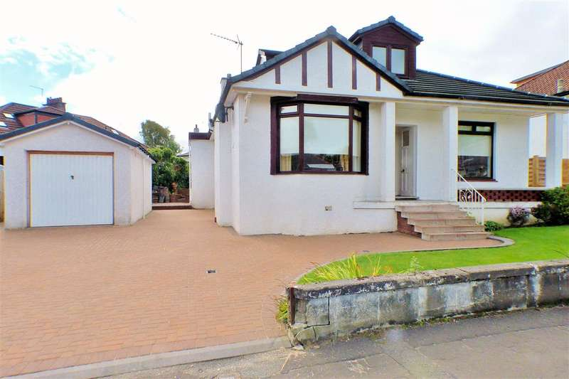 3 Bedrooms Detached House for sale in Nethercliffe Avenue, Netherlee, GLASGOW