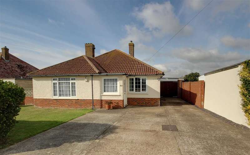 3 Bedrooms Bungalow for sale in Vernon Avenue, Peacehaven