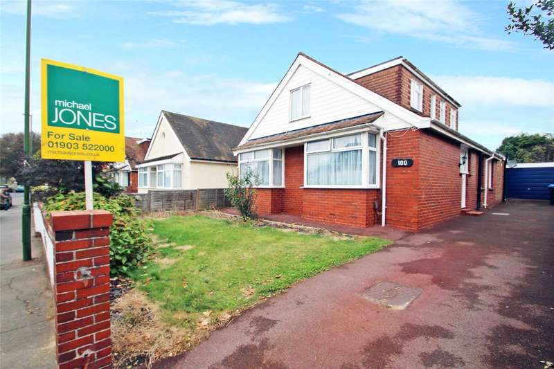 5 Bedrooms Detached Bungalow for sale in Sompting Road, Lancing, West Sussex, BN15