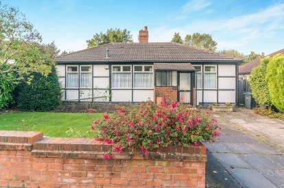 4 Bedrooms Bungalow for sale in Kensington Road, Selly Park, Birmingham, West Midlands
