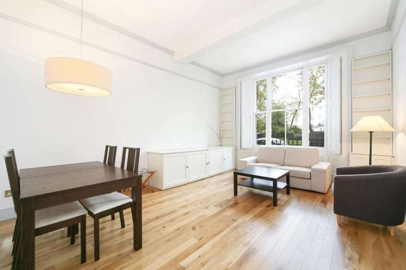 1 Bedroom Ground Flat for sale in Westbourne Gardens, London, W2
