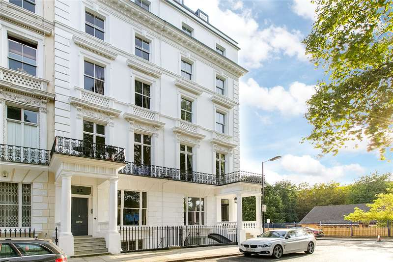 2 Bedrooms Flat for sale in St Stephens Gardens, London, W2