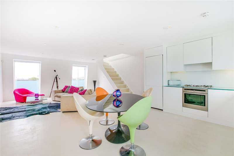 3 Bedrooms Maisonette Flat for sale in Colville Square, London, W11