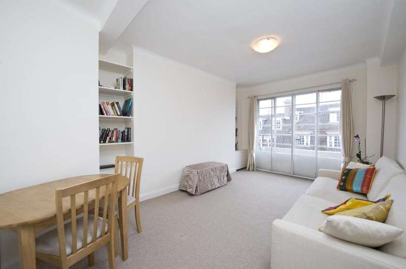 2 Bedrooms Flat for sale in Winchester Court, Vicarage Gate, W8
