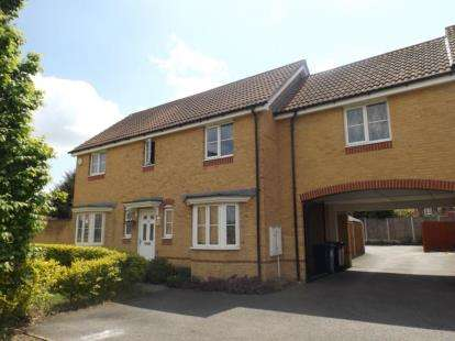 4 Bedrooms Detached House for sale in Chafford Hundred, Grays, Essex