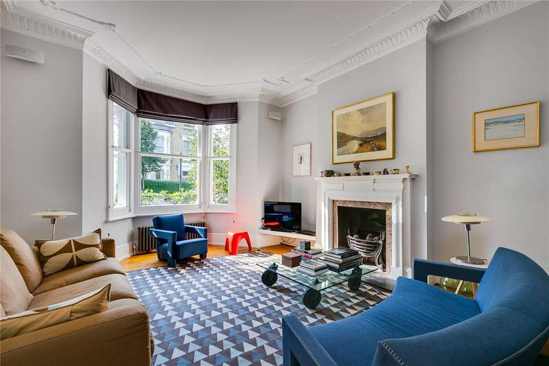 6 Bedrooms Terraced House for sale in Agate Road, London, W6