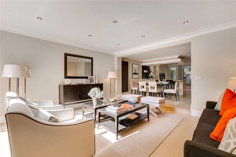 3 Bedrooms Flat for sale in Holland Park Avenue (Private Road), London, W11