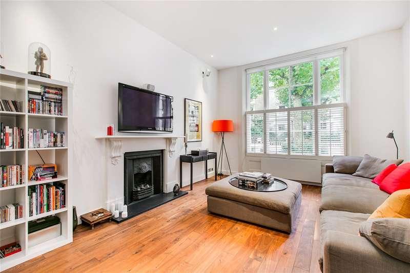 3 Bedrooms Ground Maisonette Flat for sale in Bassett Road, London, W10