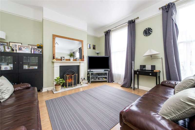 3 Bedrooms Flat for sale in Goldney Road, London, W9