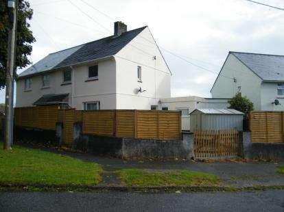 3 Bedrooms Semi Detached House for sale in St. Blazey, Par, Cornwall