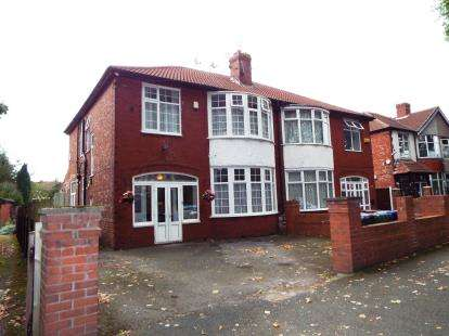 4 Bedrooms Semi Detached House for sale in Brantingham Road, Chorlton Cum Hardy, Manchester, Greater Manchester