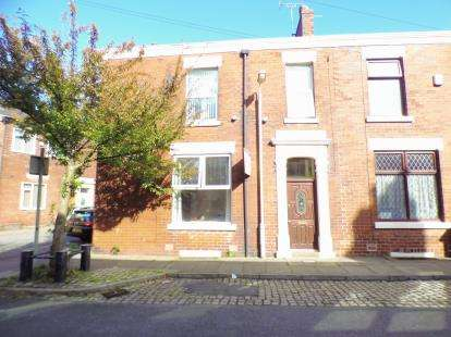 3 Bedrooms End Of Terrace House for sale in Osborne Street, Preston, Lancashire