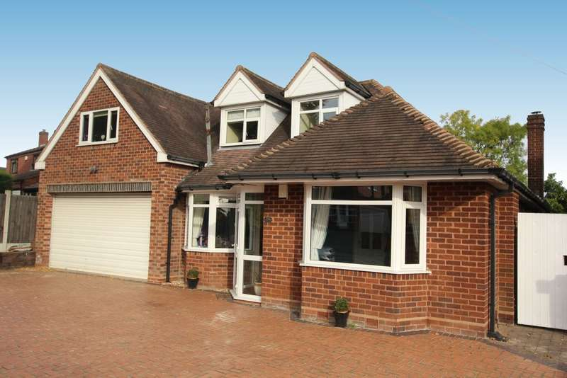 4 Bedrooms Detached House for sale in Penns Lane, Sutton Coldfield. B72 1BN