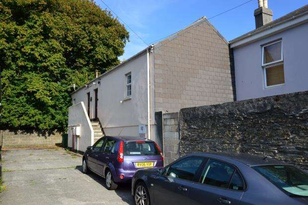 2 Bedrooms Terraced House for sale in Ladywell House Cottages, Ladywell Place, Plymouth, Devon