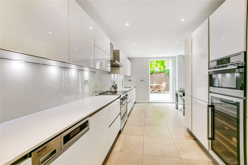4 Bedrooms Terraced House for sale in Becklow Road, London, W12