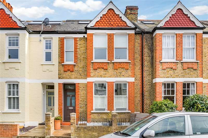 4 Bedrooms Terraced House for sale in Dancer Road, Richmond, TW9